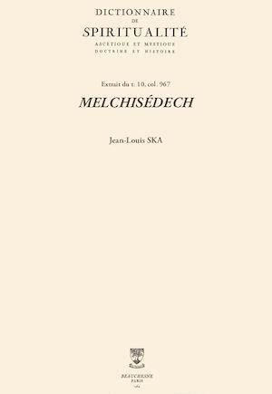 Téléchargez le livre :  MELCHISÉDECH