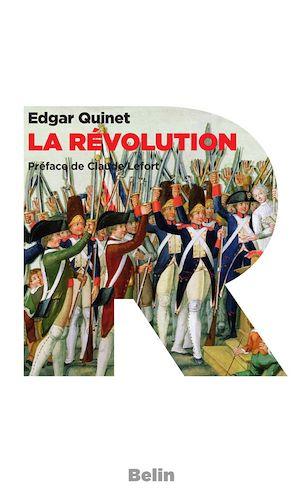 Téléchargez le livre :  La révolution