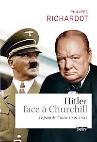 Téléchargez le livre numérique:  Hitler face à Churchill