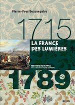 Télécharger cet ebook : La France des lumières