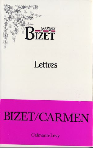 Téléchargez le livre :  Lettres de Georges Bizet 1850-1875
