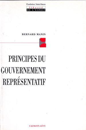 Téléchargez le livre :  Principes du gouvernement représentatif