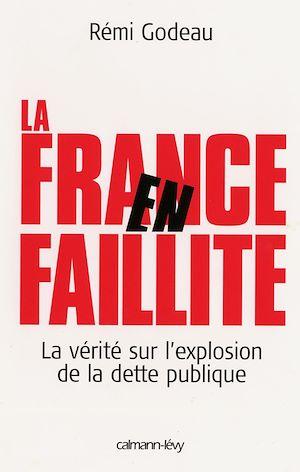 Téléchargez le livre :  La France en faillite