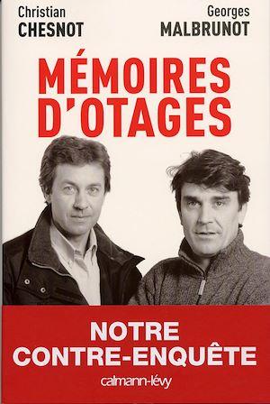 Téléchargez le livre :  Mémoires d'otages