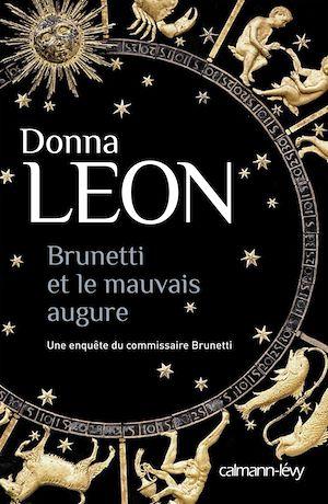 Téléchargez le livre :  Brunetti et le mauvais augure