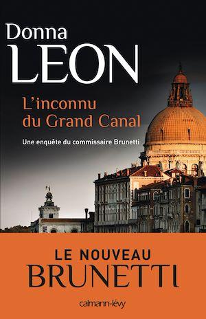 Téléchargez le livre :  L'Inconnu du grand canal
