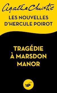 Télécharger le livre : Tragédie à Marsdon Manor