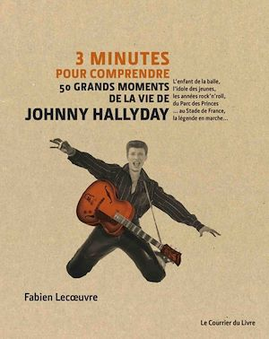 Téléchargez le livre :  3 minutes pour comprendre 50 grands moments de la vie de Johnny Hallyday