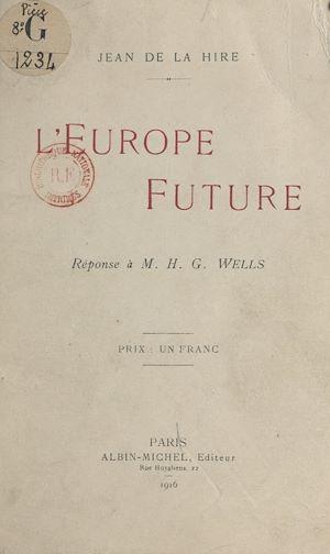 Téléchargez le livre :  L'Europe future