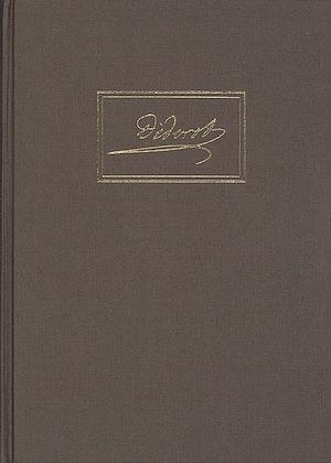 Téléchargez le livre :  Œuvres complètes : Volume 13, Arts et lettres (1739-1766) : Critique I