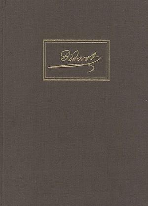 Téléchargez le livre :  Œuvres complètes : Volume 18, Arts et lettres : 1767-1770 : Critique II