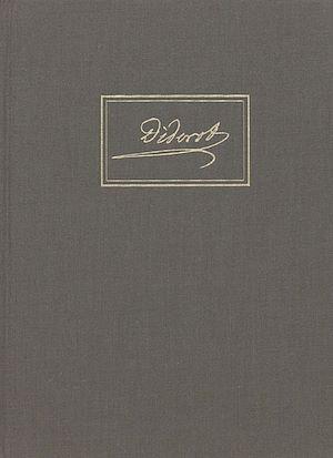 Téléchargez le livre :  Œuvres complètes : Volume 20, Le paradoxe sur le comédien, 1771-1773 : Critique III
