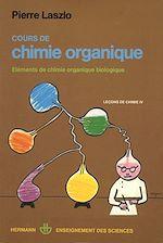 Télécharger le livre :  Cours de chimie organique, vol. 4