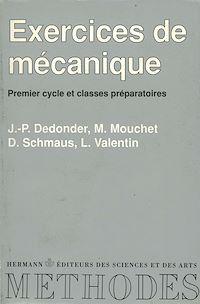 Télécharger le livre : Exercices de mécanique