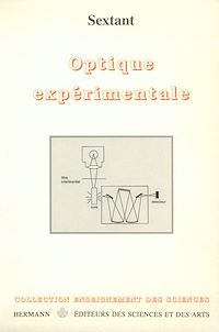 Télécharger le livre : Optique expérimentale