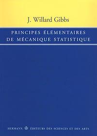 Télécharger le livre : Principes élémentaires de mécanique statistique