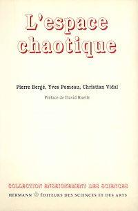 Télécharger le livre : L'espace chaotique