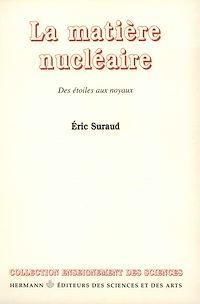 Télécharger le livre : La matière nucléaire