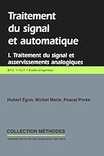 Télécharger le livre :  Traitement du signal et automatique, vol. 1
