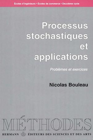 Téléchargez le livre :  Processus stochastiques et applications