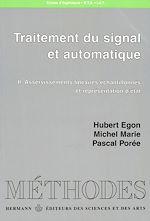 Télécharger le livre :  Traitement du signal et automatique, vol. 2