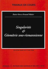 Télécharger le livre : Singularités et géométrie sous-riemannienne