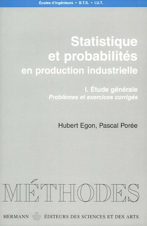 Téléchargez le livre :  Statistique et probabilités. Tome I