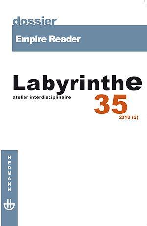 Téléchargez le livre :  Labyrinthe n°35 : Empire Reader