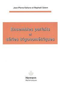 Télécharger le livre : Ensembles parfaits et séries trigométriques