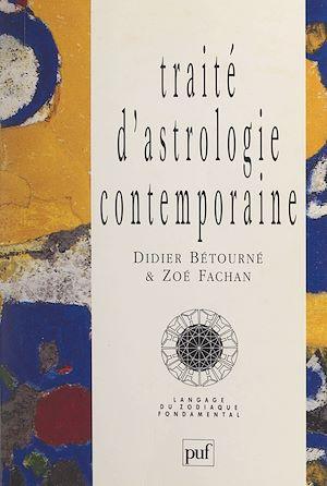 Téléchargez le livre :  Traité d'astrologie contemporaine