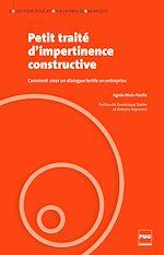 Télécharger cet ebook : Petit traité d'impertinence constructive