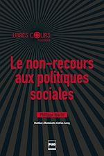 Télécharger le livre :  Le non-recours aux politiques sociales