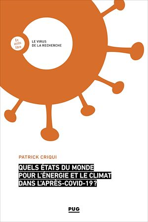 Téléchargez le livre :  Quels états du monde pour l'énergie et pour le climat dans l'après-COVID-19