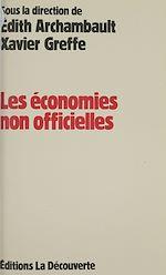 Télécharger le livre :  Les Économies non officielles