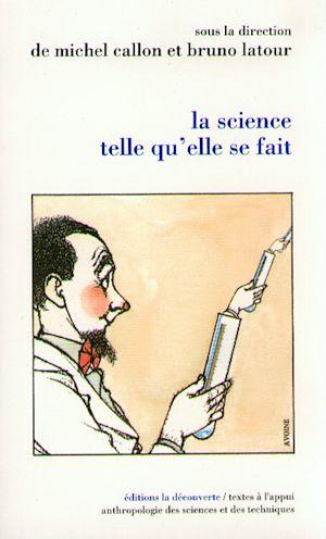 Téléchargez le livre :  La science telle qu'elle se fait