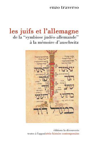Téléchargez le livre :  Les Juifs et l'Allemagne