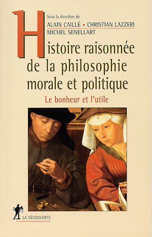Téléchargez le livre :  Histoire raisonnée de la philosophie morale et politique