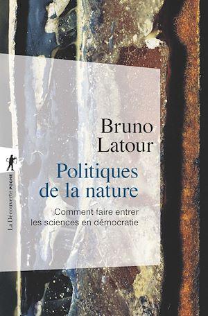 Téléchargez le livre :  Politiques de la nature