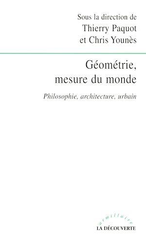 Téléchargez le livre :  Géométrie, mesure du monde