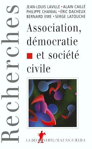 Téléchargez le livre :  Association, démocratie et société civile