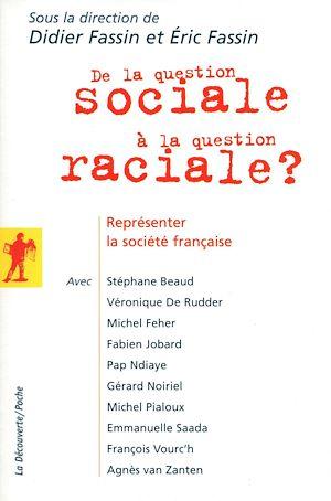 Téléchargez le livre :  De la question sociale à la question raciale ?