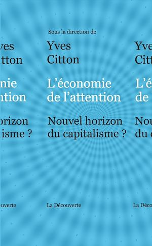 Téléchargez le livre :  L'économie de l'attention