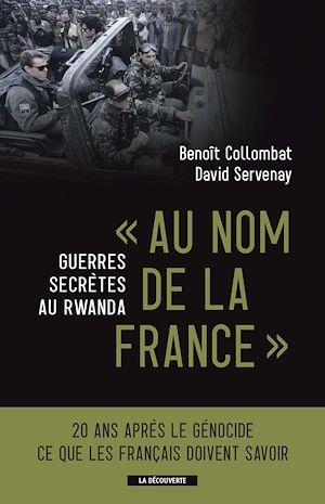 """Téléchargez le livre :  """" Au nom de la France """""""