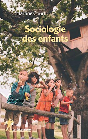 Téléchargez le livre :  Sociologie des enfants