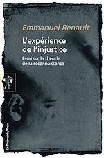 Télécharger le livre :  L'expérience de l'injustice