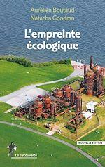 Télécharger le livre :  L'empreinte écologique