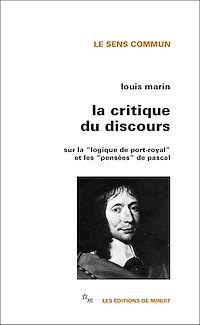 Télécharger le livre : La Critique du discours