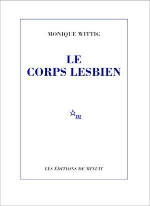 Téléchargez le livre :  Le Corps lesbien