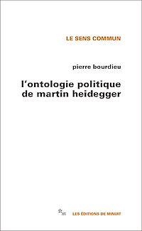Télécharger le livre : L'Ontologie politique de Martin Heidegger