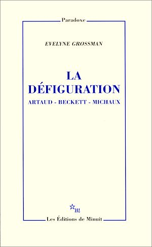 Téléchargez le livre :  La Défiguration